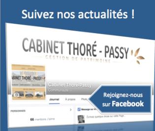 CGPI : gestion de patrimoine facebook